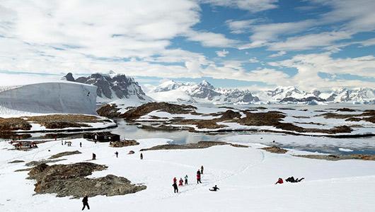 Photo of Antartica