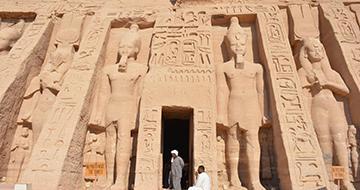 Aswan in Egypt