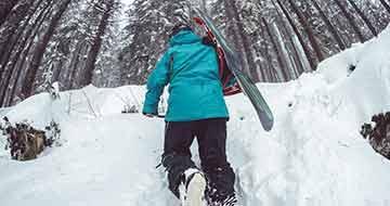 Ski nutrition