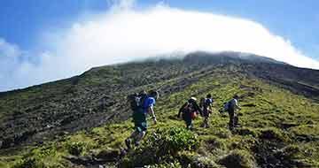 Nicaragua Volcano Concepcion