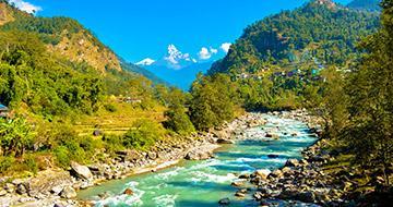 nepal rapids