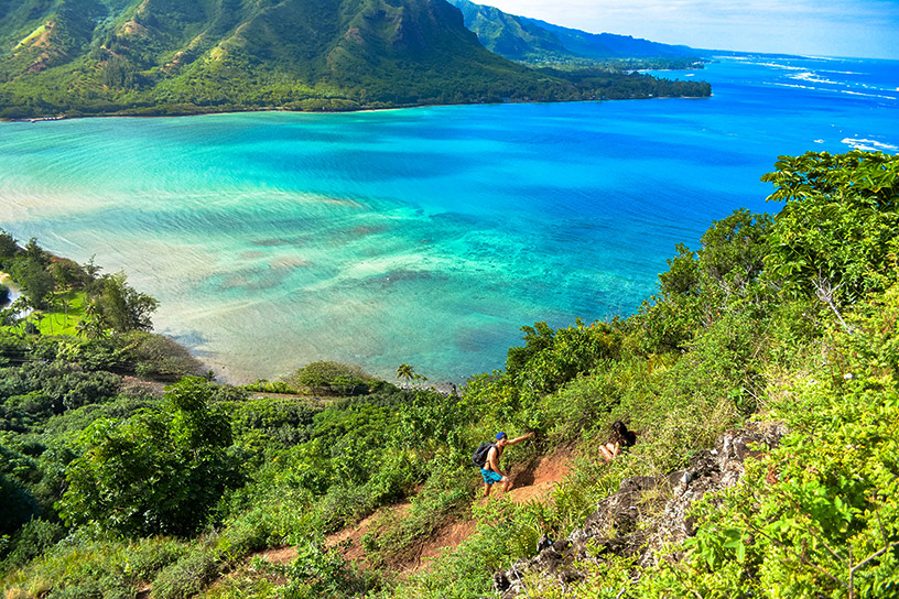 Top 5 Hikes On The Hawaiian Islands