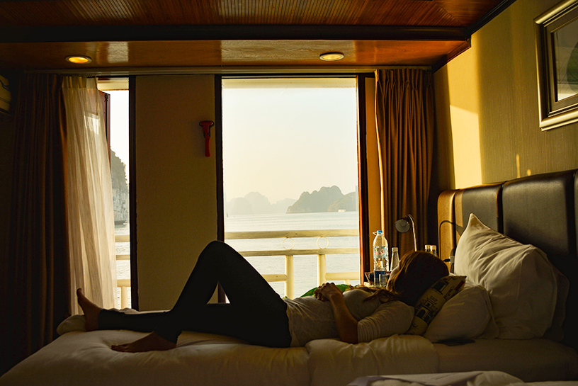 room on cruise ship