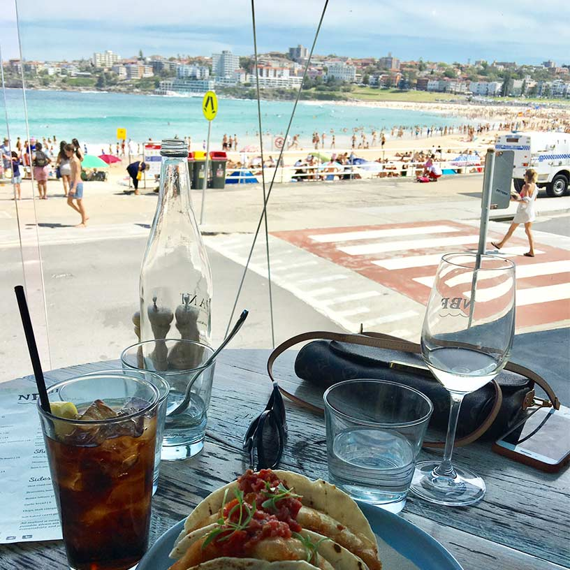 Food at bondi