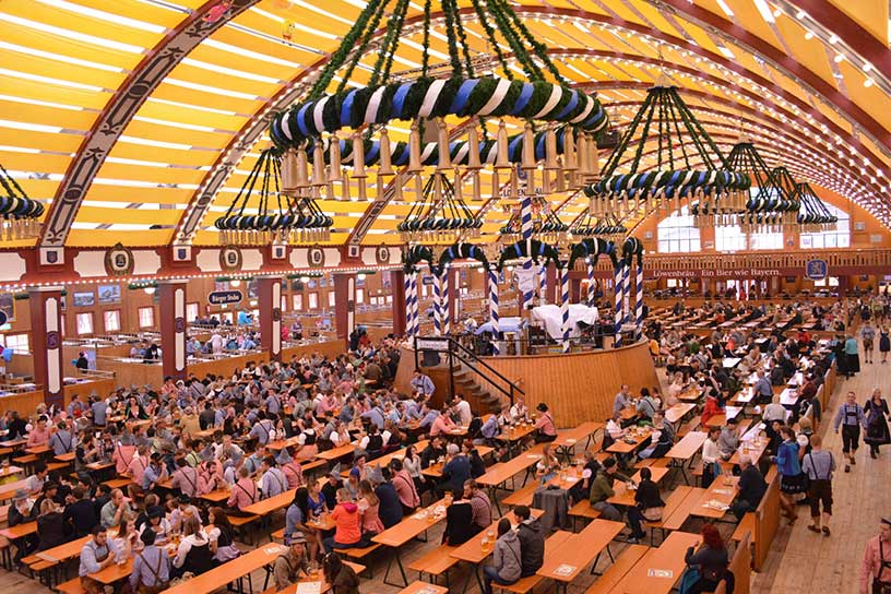 Munich Oktoberfest Germany