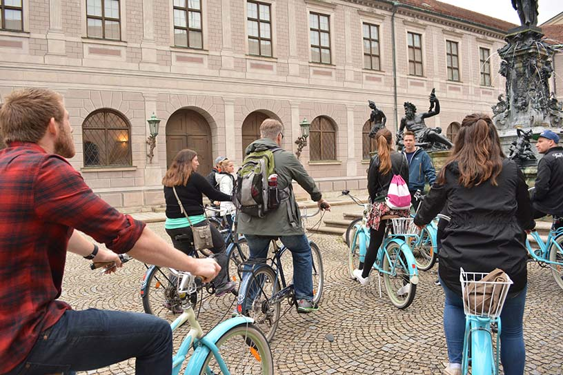 Munich Bike Tour Germany